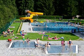 Freibad Troisvierges - Activity