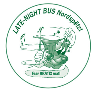 Late-Night Bus Nordspëtzt - Services