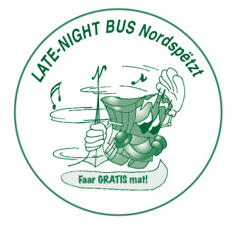 Late-Night Bus Nordspëtzt